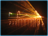 lasergaze laserscrim lasergewebe