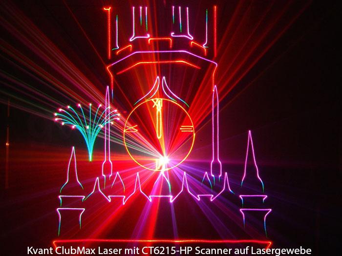 3D Lasereffekt